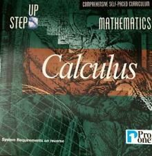 Step Up Calculus CD-ROM comprehensive self-paced curriculum
