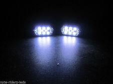 WHITE 5050 SMD LED 4 PODS 6 LEDS ON EACH POD  FITS CARS TRUCKS MOTORCYLES