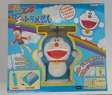 Doraemon Flying RC Remote Control 40MHz 7-Inches Foam Figure Smile Face Copter