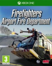 Firefighters Airport: Fire Department (Xbox One) NEW AND SEALED - QUICK DISPATCH