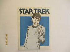 STAR TREK: AN EPIC IN PHOTOS, POETRY AND ART FANZINE (1975)