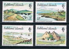 Falkland Is 1981 Early Settlements SG388-91 MNH