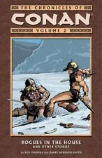 Chronicles of Conan: Rogues in the House and Other Stories Vol. 2 1st Print NM