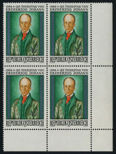 Austria 1273 BR Block MNH Archduke Johann