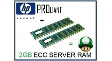 2gb (2x1gb) memoria ECC RAM Di Aggiornamento per l'HP ProLiant ml310 g5/g5p Server