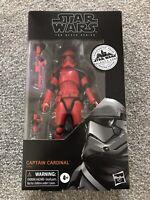 Star Wars The Black Series Galaxy's Edge Captain Cardinal