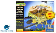Turtle Topper Above Tank Basking Platform Reptile Free Shipping New