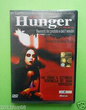 dvds the hunger la serie vol. 1 racconti del proibito e dell'occulto david bowie