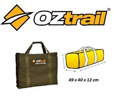 OZtrail Canvas 2 Burner Stove Bag BPC-2BS-D storage camping hiking outdoors