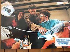 CHRISTIAN CLAVIER JEAN RENO PHOTO EXPLOITATION LOBBY CARD LES VISITEUR II