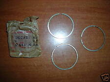 bandes élastiques segments Piston DUCATI 65 44,2 Piston Rings Ensemble