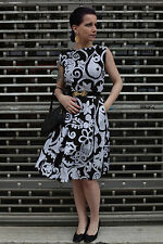 Jobi Kleid Petticoatkleid Cocktailkleid dress Rockabilly 50er True VINTAGE 50s