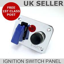 INTERRUTTORE Accensione Pannello Push Button START (copertina azzurra)