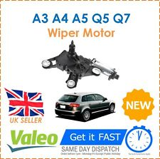 For Audi A3 A4 A6 Q5 Q7 Valeo 12V Rear Wiper Motor New 8E9955711A