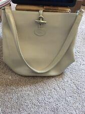 longchamp purse Tan Shoulder Purse Bucket Bag