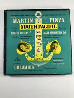 SOUTH PACIFIC Original Broadway Musical Cast 1949 45 RPM 7-Record Boxed Set