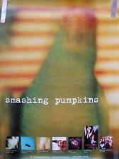 Rare Smashing Pumpkins So Far 1994 Vintage Orig Music Record Store Promo Poster