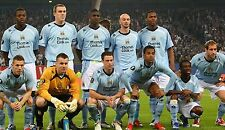 MANCHESTER CITY FOOTBALL TEAM PHOTO>2008-09 SEASON