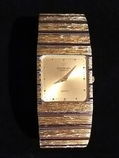 RAYMOND WEIL GENEVE  9056 - Bicolor - 18K GOLD ELECTROPLATED   RAR