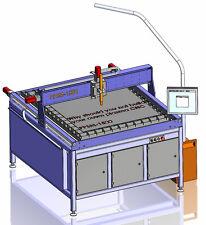 CNC plan de bâtiment Plasma Schneider Plasma table plan Plasma de coupe installation Plasma Routeur
