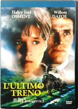Dvd L'Ultimo treno di Yurek Bogayevicz 2001 Usato