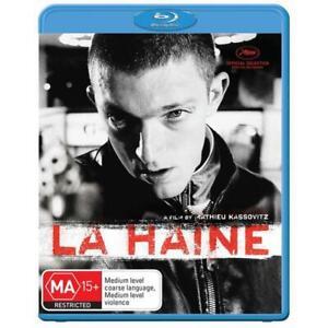 La Haine Blu-Ray **Region B**