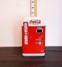 """1.7 x 17.6/"""" ICE COLD COCA COLA PEPSI COOLER POP MACHINE"""