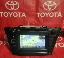 12 13 14 Toyota PRIUS OEM Touch Screen Stereo AM FM XM HD Radio CD Player 57011