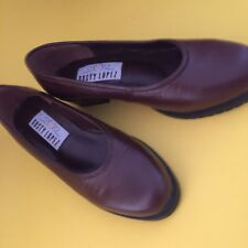 Women's Rusty Lopez Brown Shoes Size 6.1/2