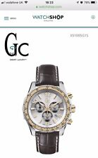 Guess Collection GC X51005G1S Techno Sport Men's Chronograph Swiss Watch Quartz