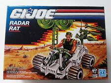 VINTAGE 1990 - HASBRO G.I.JOE RADAR RAT NEW