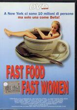 FAST FOOD FAST WOMEN - DVD (USATO OTTIMO) EDITORIALE