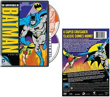 BATMAN (1968): THE ADVENTURES OF - Original Animated TV Season Series NEW DVD R1