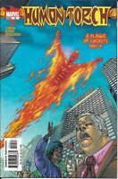 Human Torch Comic 10 Cover A First Print 2004 Karl Kesel Joe Dodd Fridolfs