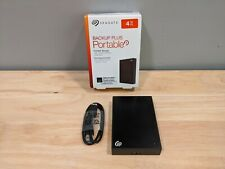 Seagate Backup Plus 4TB External USB 3.0 Portable Hard Drive (STHP4000400)