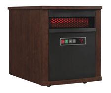 Electric Heater Infrared Quartz Portable Durable Auto Shut-Off Thermostat Home