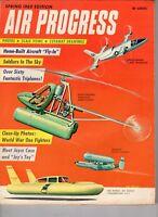 Air Progress Magazine  Spring 1962 Cushioncraft CC-2  Douglas Missile Carrier