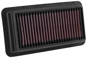 K&N 33-5044 High Flow Air Filter for Honda Civic 1.5 2016-17 and CR-V 1.5 2017