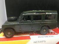 Solido Hachette - 75 - Land Rover 109  1/43 boite