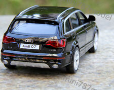 Model Cars Audi Q7 1:36 Alloy Diecast Toys Open two doors Collection&Gifts Black