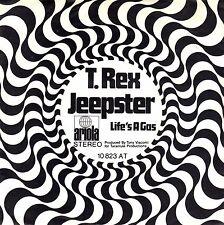 "7"" T. Rex – Jeepster / Original 1st. Sleeve // Germany 1971"