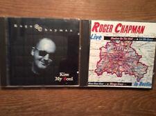 Roger Chapman [2 CD Alben] Live in Berlin + Kiss my Soul