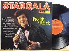 ★★ DLP - FREDDY BRECK - Stargala - Grosse Erfolge - Klapp-Cover - Polydor 1977