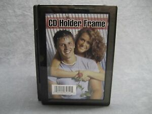 Wedding Video DVD/CD Holder 4 X 6  Picture Frame Holder