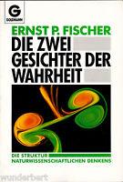 """Ernst P. Fischer - """" Die zwei Gesichter der WAHRHEIT """" (1990) - tb"""