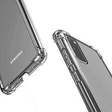 Funda Para Samsung Huawei IPHONE Delgado Ajuste Protección Impacto Transparente