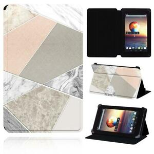 Leather Smart Stand Case cover For HP Slate 7 / Stream 7 / Slate 10 + Stylus