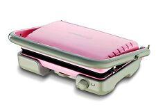 Korkmaz A316 Granit Tostella Kontaktgrill Toaster Sandwichmaker Pink