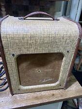 Silvertone Vintage 1950's Model 1340 Vacuum Tube Guitar Amplifier