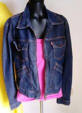 49c5cb5ebf86 Levi s Jeansjacke Gr M L Blue Denim 73590 Vintage, Retro, Reißverschluss,